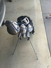 GOLF CLUBS (Adams tight lies) Altona Hobsons Bay Area Preview