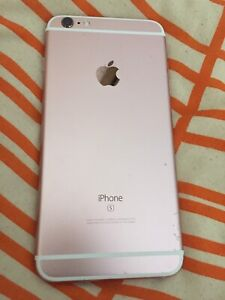 64gb Apple iPhone 6S PLUS ROSE GOLD