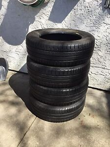 Set of four 185/65/16 Nokia i3 tires