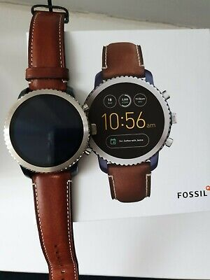 Fossil Q Explorist smart watch gen 3 - Barely Used