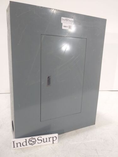 Square D Panelboard 100 Amps 120/208 Volt 3 Phase 4 Wire Type NQOB has Breakers