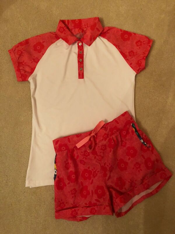 Girls Garb Girl Golf Alexis Outfit size XL 11-12 Years