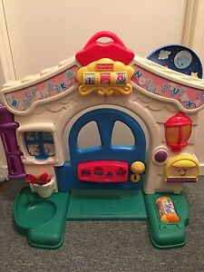 Fisher price play house Altona Hobsons Bay Area Preview