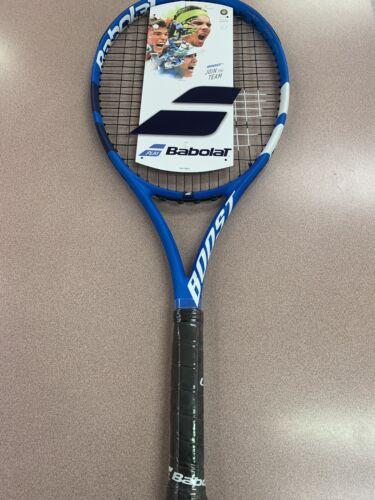 New Babolat Boost D Strung Tennis Racquet #2 4 1/2Grip Brand