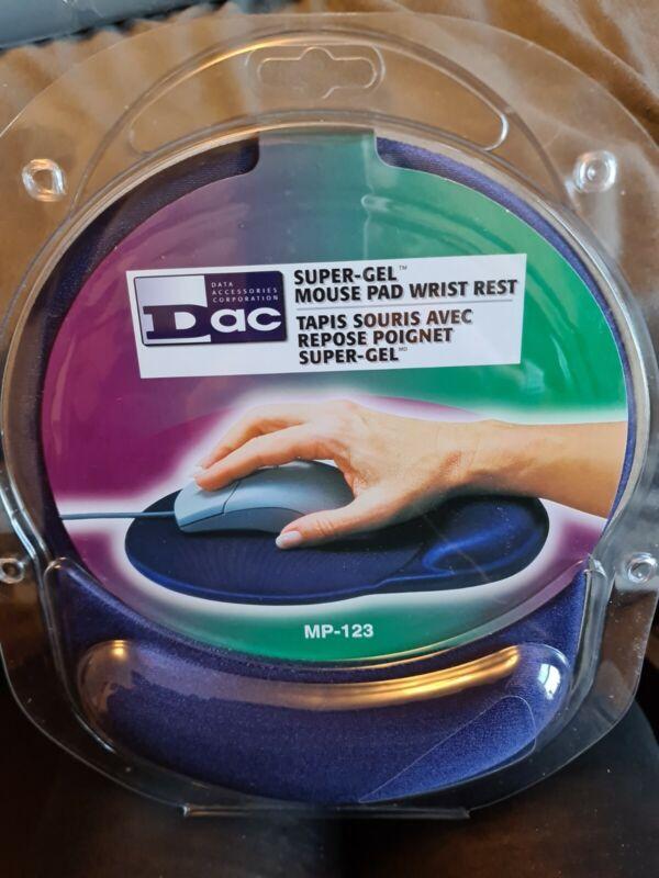 Dac++Super-Gel+Mouse+Pad+Wrist+Rest+Navy+Blue