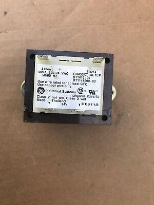 Transformer Goodman B11416-05 Hvac Furnace 9t04b2001 Input 120v24v Out