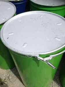 44 gallon drums removable lids Old Beach Brighton Area Preview
