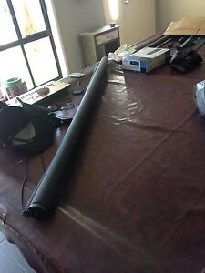 4 x black rolls roll blinds narangba Narangba Caboolture Area Preview