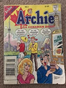 Archie Comic/Archie All Canadian Digest