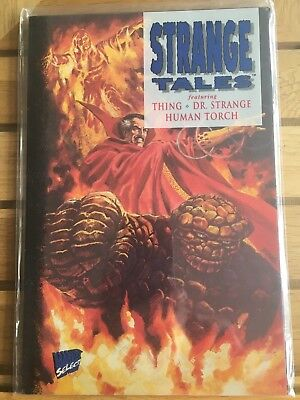 STRANGE TALES #1 (1994) 1ST PRINTING BAGGED & BOARDED MARVEL COMICS