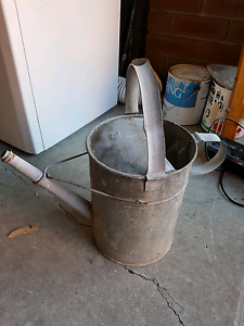 Old galvanize watering can Westmead Parramatta Area Preview