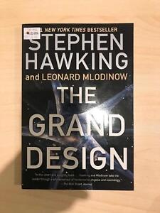 Stephen Hawking The Grand Design Book