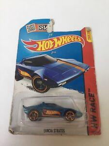 Hot wheels lancia stratos (sealed)