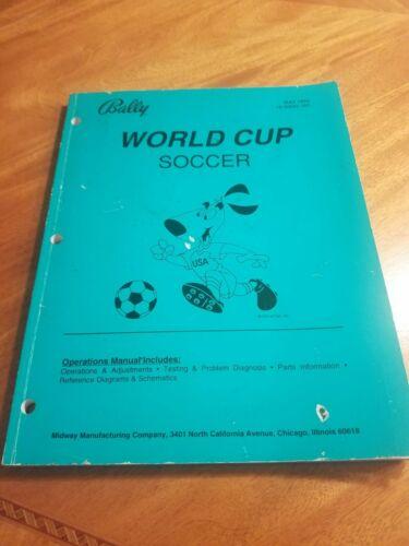 Bally World Cup Soccer