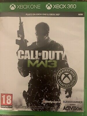 Modern Warfare3 With 3 Month Xbox Live Gold In Case