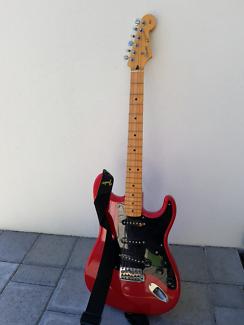93 Fender Squier silver series Japan