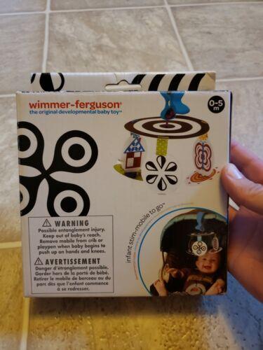 Manhattan Toy Wimmer-Ferguson Infant Stim Mobile To Go Trave