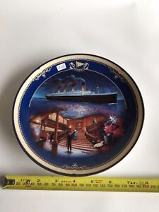 Titanic Collector Plate