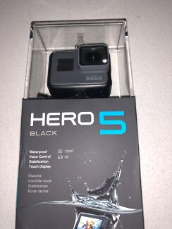 GoPro Hero 5 Black with Knekt Dome Port (suits Go pro 5 or 6)