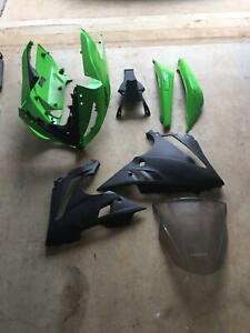 2005 Kawasaki Ninja 650 Fairings