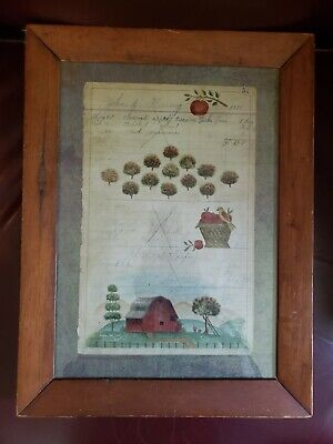 ANN CHILDS ORIGINAL WATERCOLOR SIGNED AND FRAMED AAFA