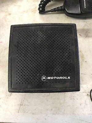 Motorola Hsn4031a External Radio Speaker