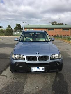 2004 BMW X3 Wagon