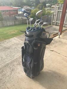 Ladies Shark RH golf clubs in good condition