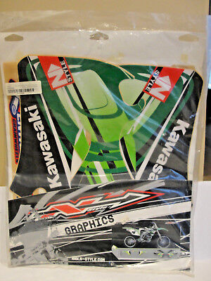 - N-Style Kawasaki Accelerator Graphics Kit, # N40-3408