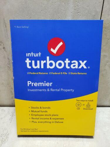 intuit turbo tax Premier