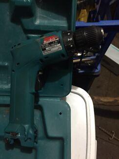 Makita cord less drill