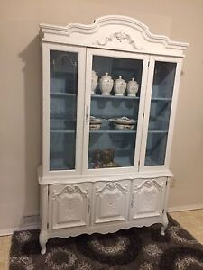 VINTAGE CHINA CABINET/BUFFET