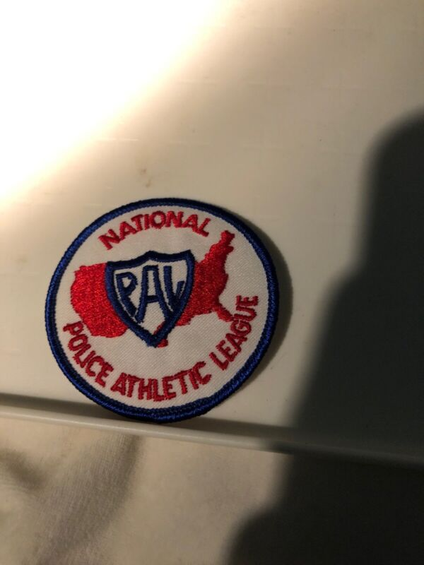 National Police  Athletic League Patch