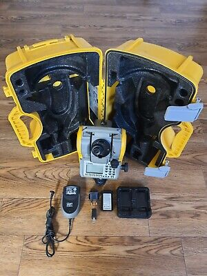 Trimble Ts 635 - Total Station - Good Condition Free Express Shipping Worldwide