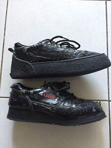 Asham women's curling shoes size 8