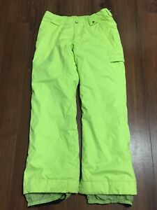Burton girls size XL snowpants