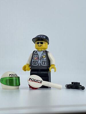 lego Vintage 1993 Police Sheriff Vest Star - Set 6398-1. Great Condition!