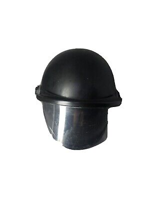 Helmet Super Seer Tactical Police W Protective Safety Shield Sz Large S1611-600
