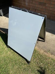 Heavy Duty Advertising Stand Hadfield Moreland Area Preview