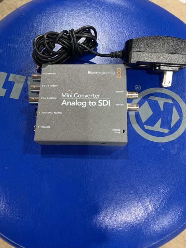 Blackmagic Design CONVMUDCSTD/HD Mini Converter
