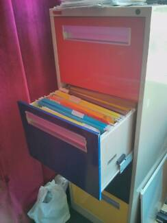 Filing Cabinet - must go ASAP Burwood Burwood Area Preview