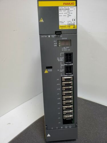 Fanuc A06b-6078-h206#h500 Spindle Amplifier Fully Refurbished!!! Exchange Only