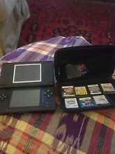 Perfect condition Nintendo Ds lite with 4 games Sandgate Brisbane North East Preview