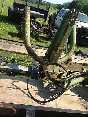 Krone Disk Mower 283s ....others Upper Yolk 3 Point Hitch Assembly