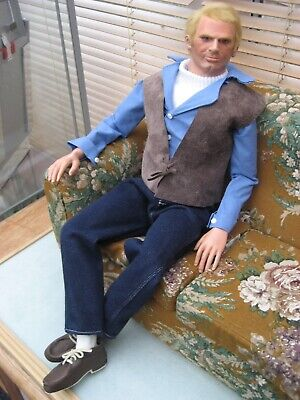 Gerry Anderson Thunderbirds Studio-Scale Replica Matthew Harding Puppet KIT