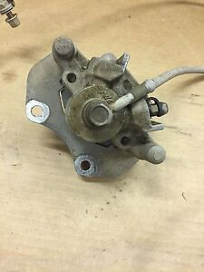 CAN AM RH/LH CALIPERS AND BRAKE LINE