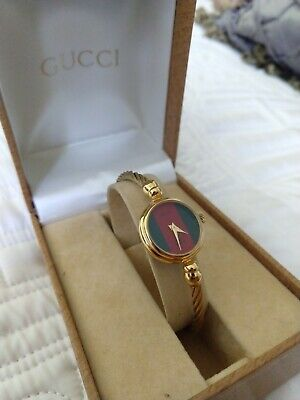 Vintage Gucci Bracelet Watch
