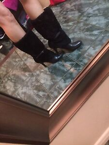 size 7 boots (GUESS and Ralph Lauren ) Kitchener / Waterloo Kitchener Area image 5