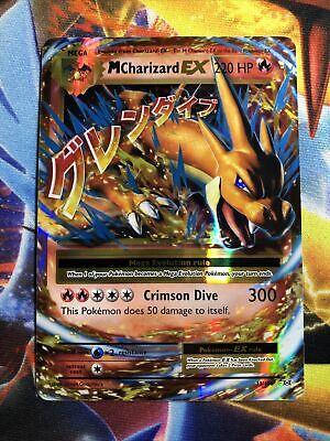 Pokemon Card M Charizard EX 13/108 XY Evolutions Ultra Rare Holo NM