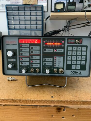 Ramsey Com 3 Communications Service Monitor